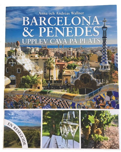 Barcelona och Penedes - Cava bok