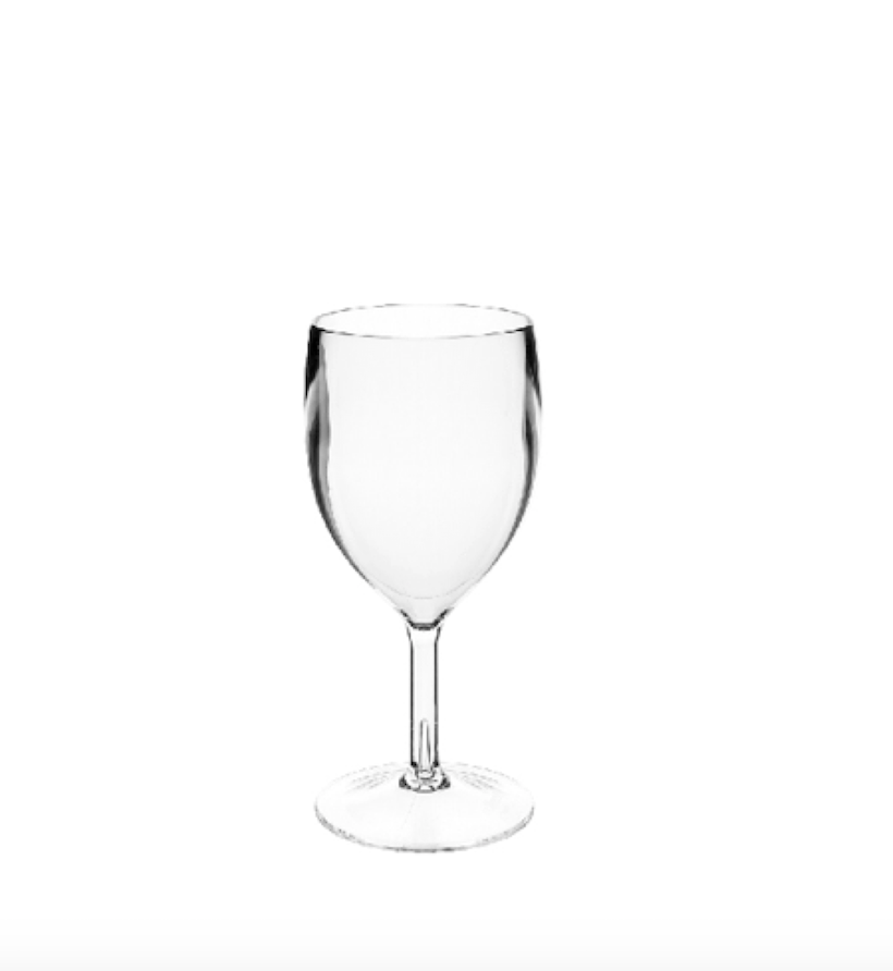 Okrossbart vinglas vitvin Glasspecialisten